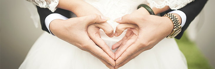 Marriage May Protect Against Cardiovascular Disease