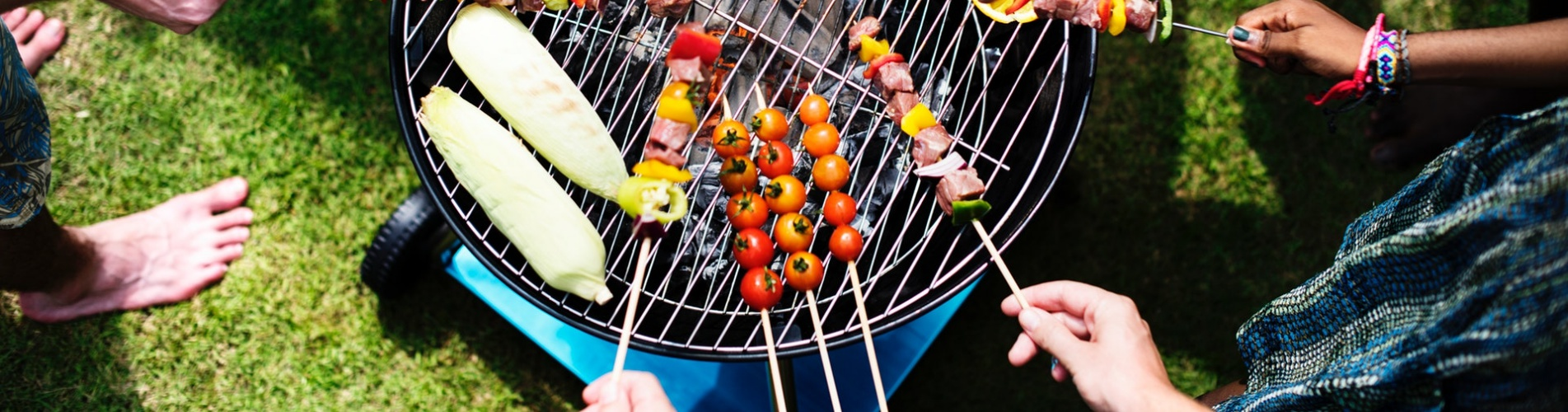 How to Throw a Heart-Healthy 4th of July Cookout